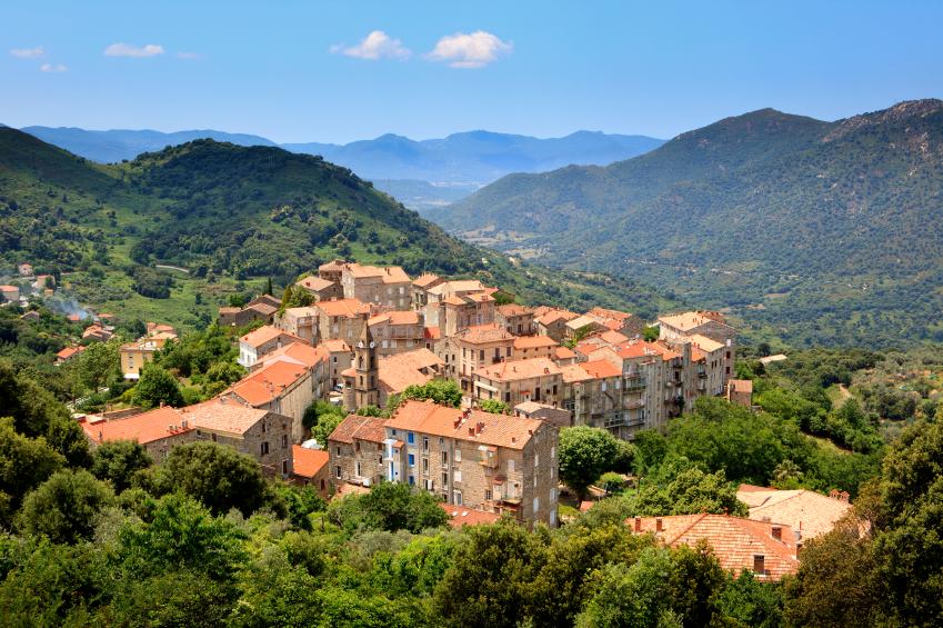 Firmarejse til Korsika