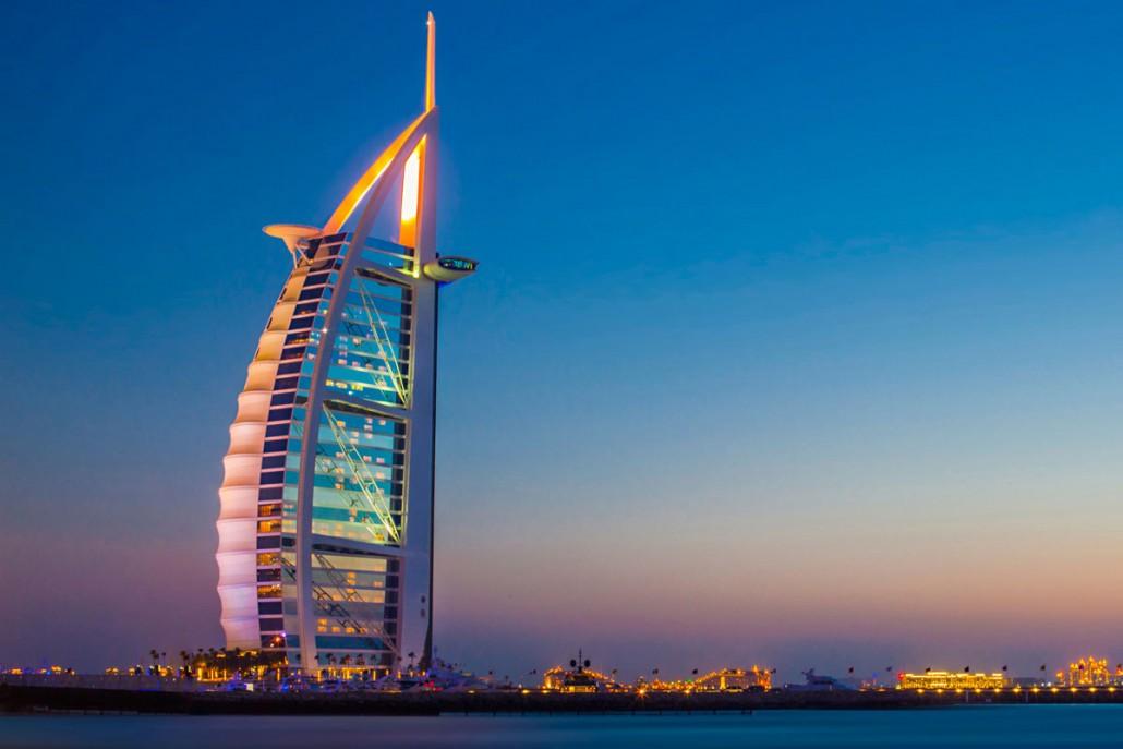 Dubai - en futuristisk oase