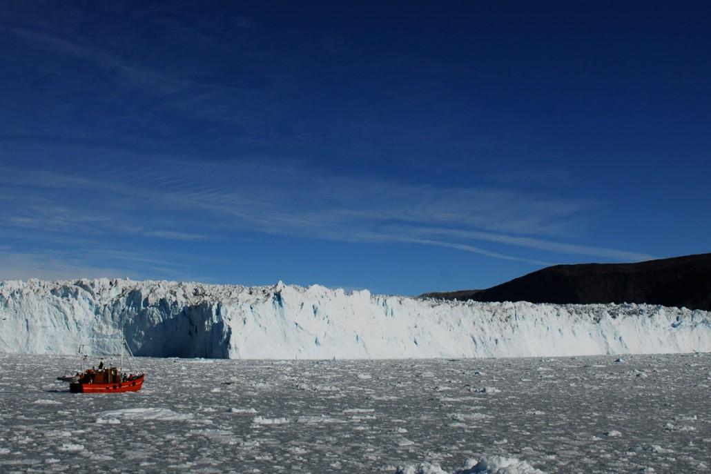 Firmarejse til det smukke Grønland