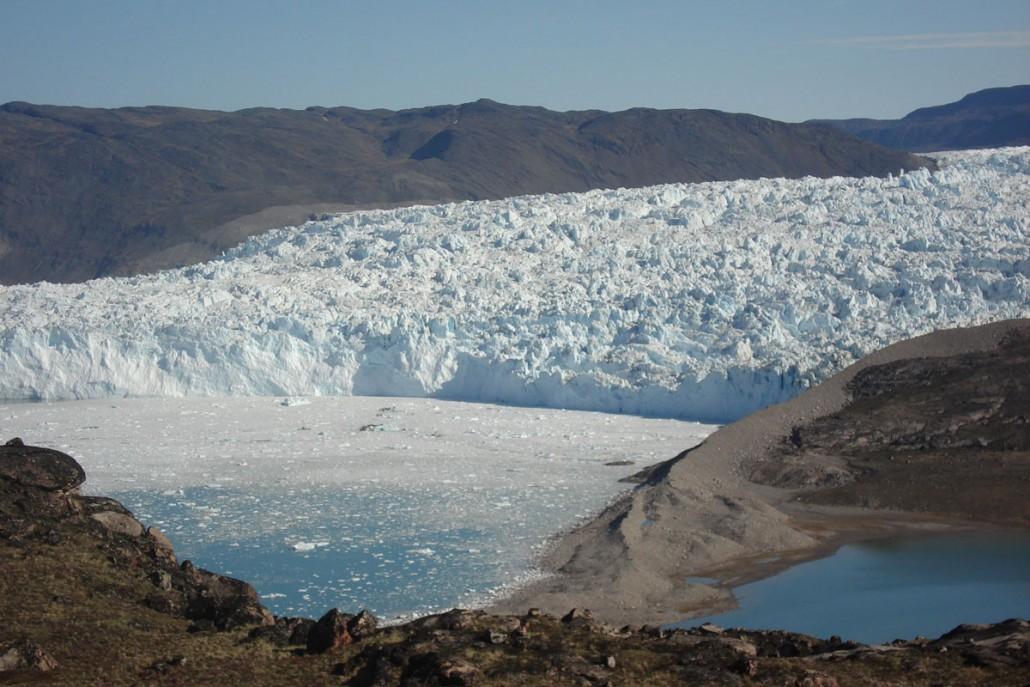 Virksomheds udflugt til Grønland