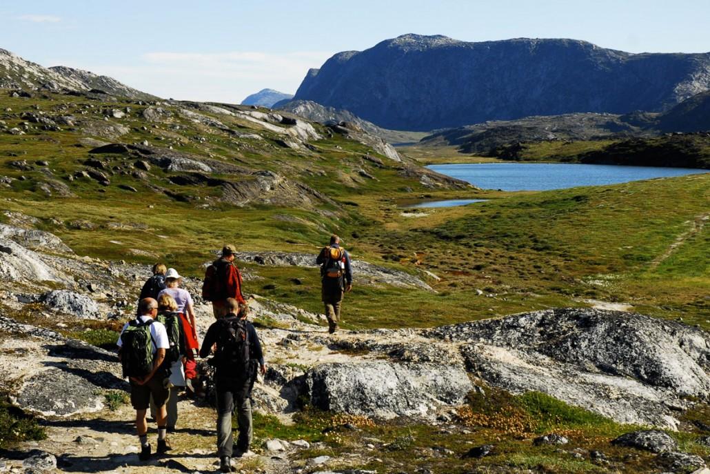 Firmaarrangement i uforglemmelige Grønland