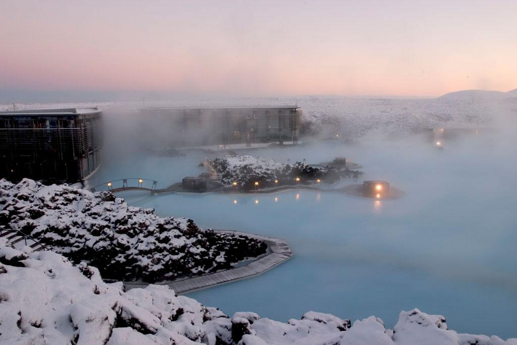 Firmarejse til Island