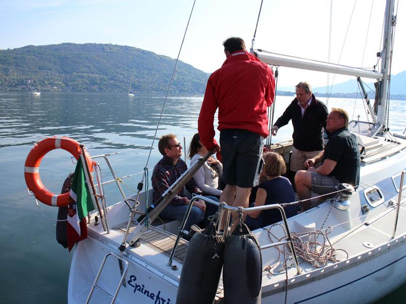 Erhvervsrejse til Italien