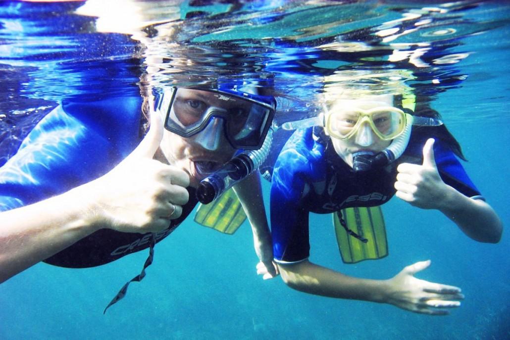 Firmatur med sejlads og snorkling i Kroatien