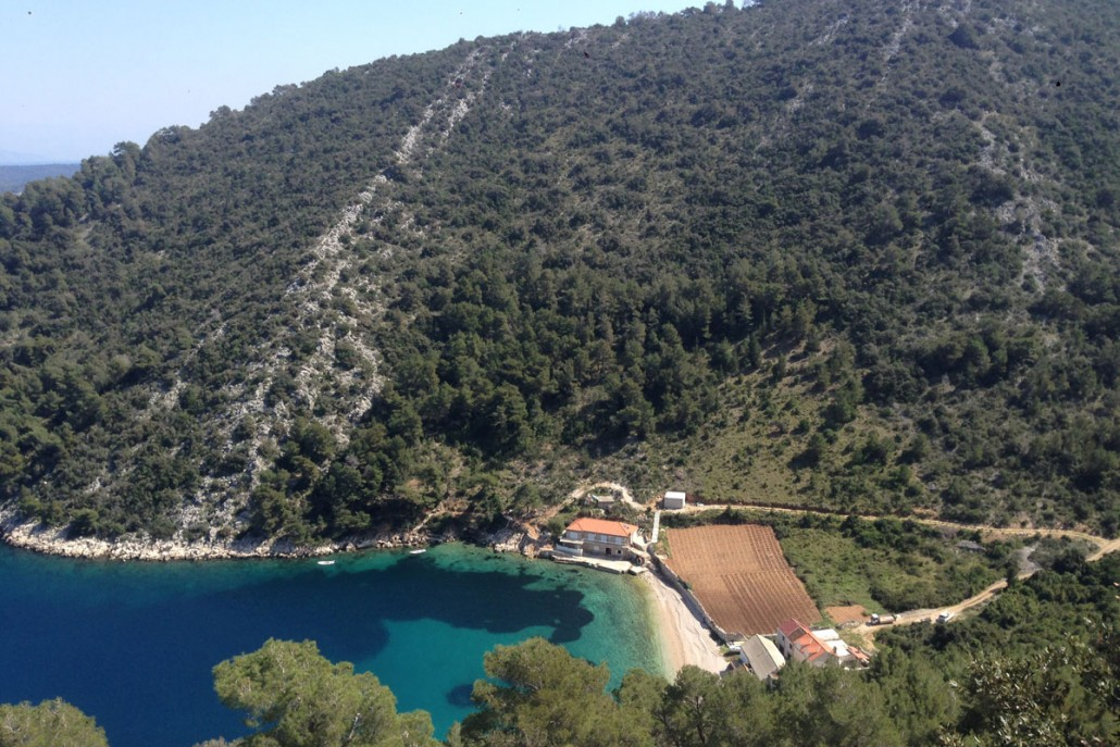 Firmaarrangement i Kroatien
