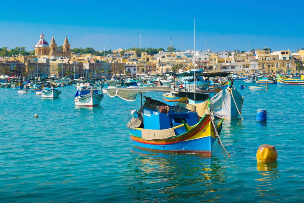 Firmarejse til Malta