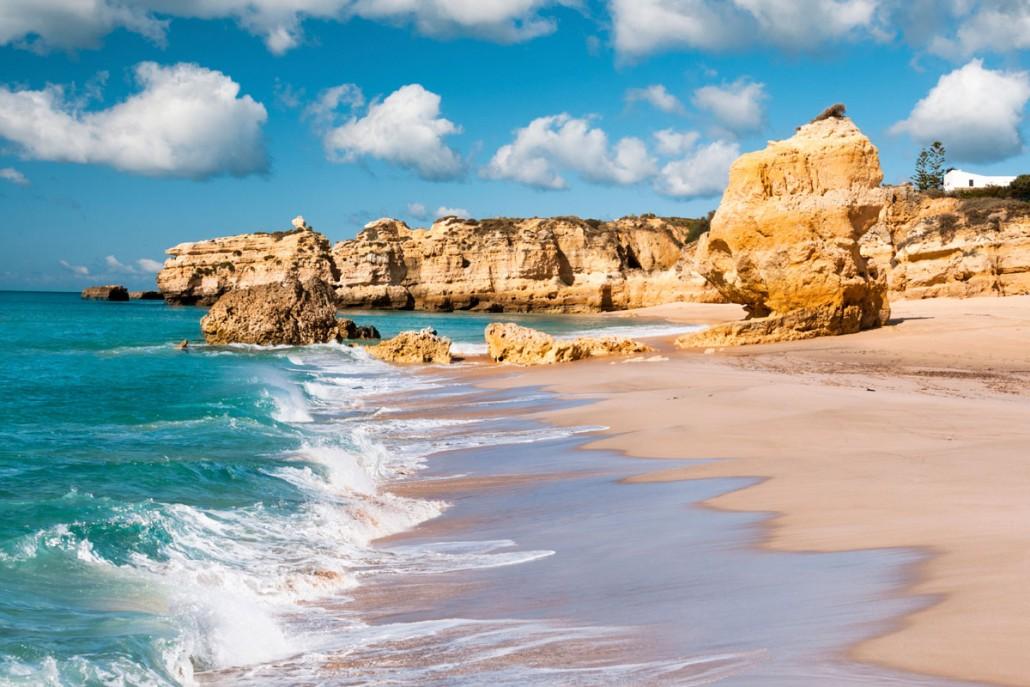 Erhvervsrejse til Algarve