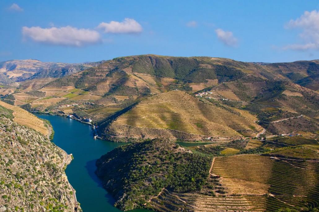Firmatur på Douro floden