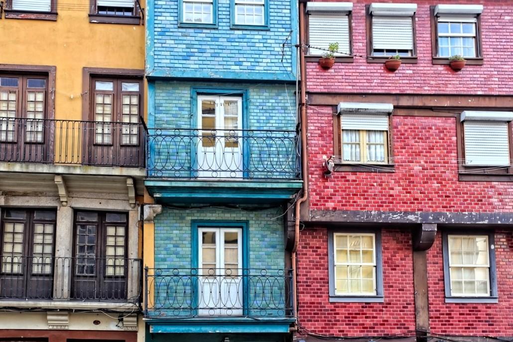 Porto en farverig oplevelse