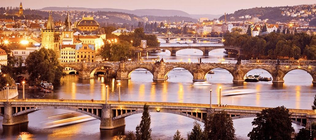 Firmarejse til den gyldne stad - Prag