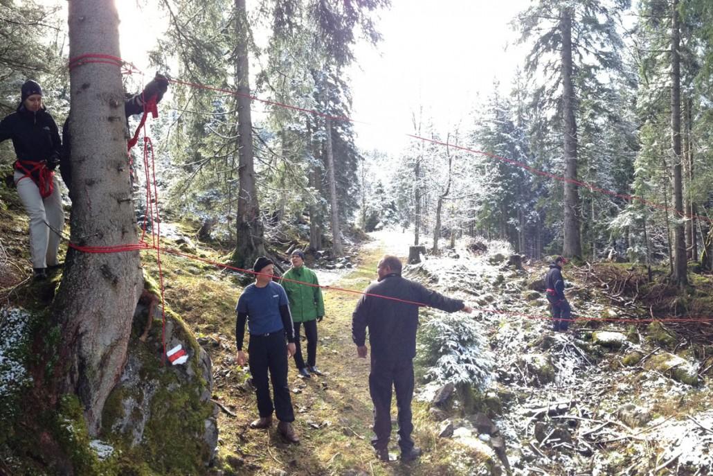 Aktiv firmarejse til alpelandet Schweiz