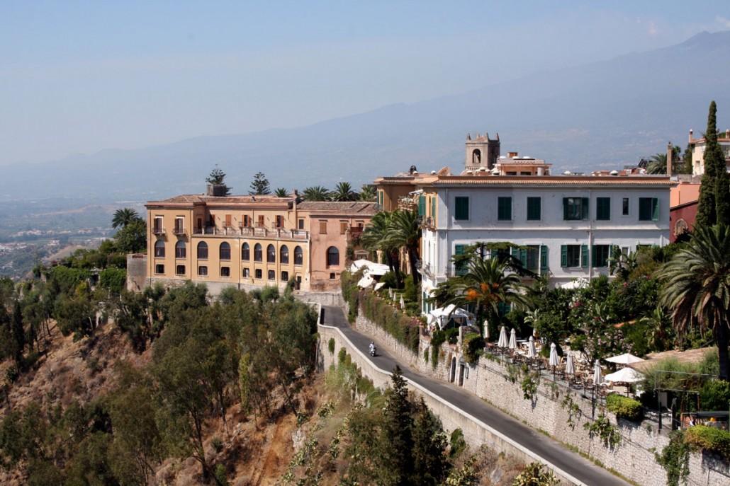 Firmarejse til Sicilien