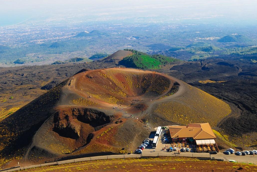 Vulkanøen Sicilien