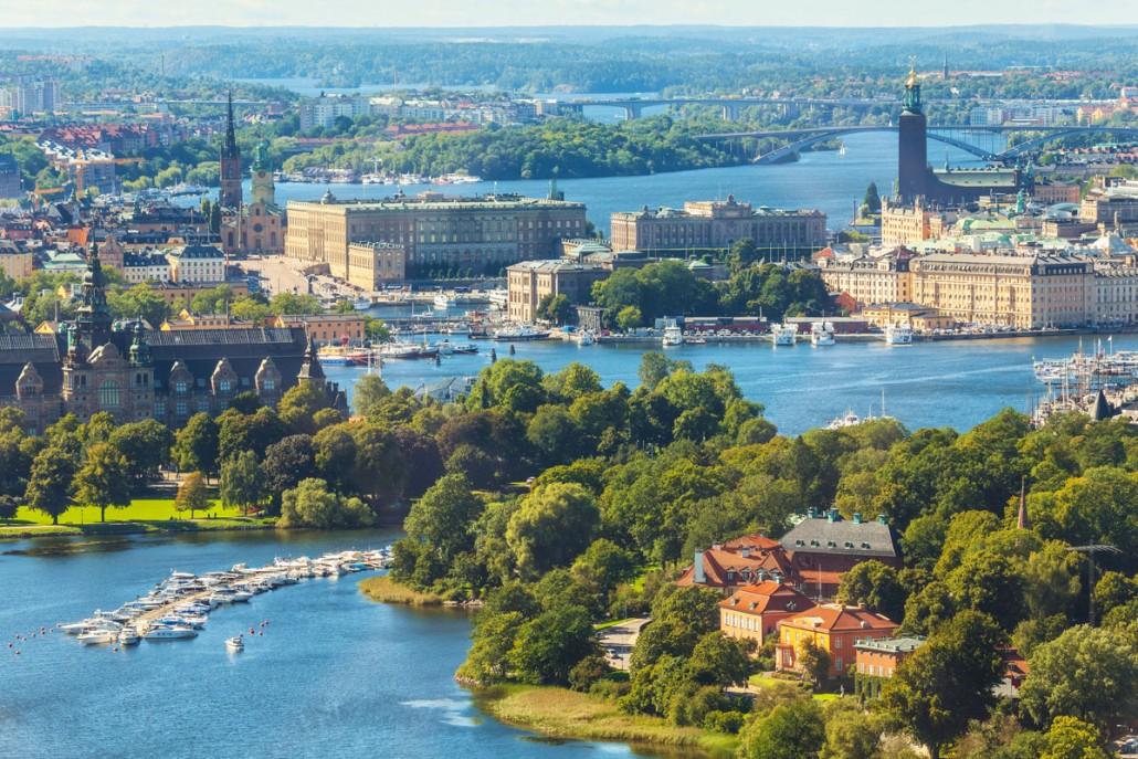 Stockholm - æstetikernes by