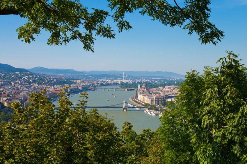 Firmatur til Budapest!