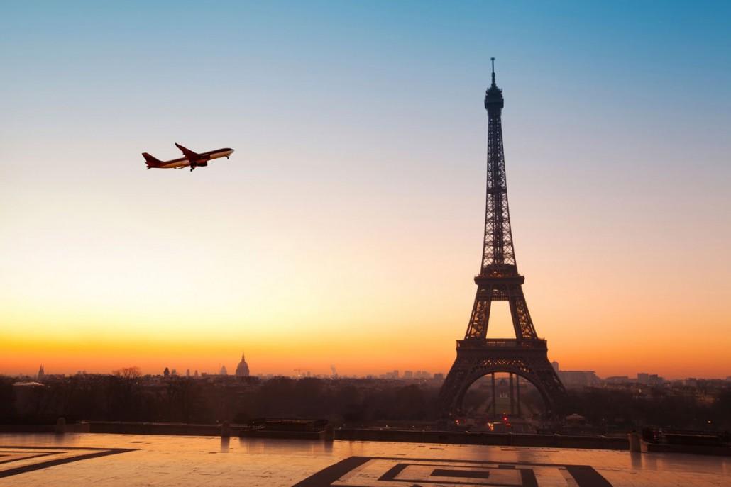 Firmatur til Paris