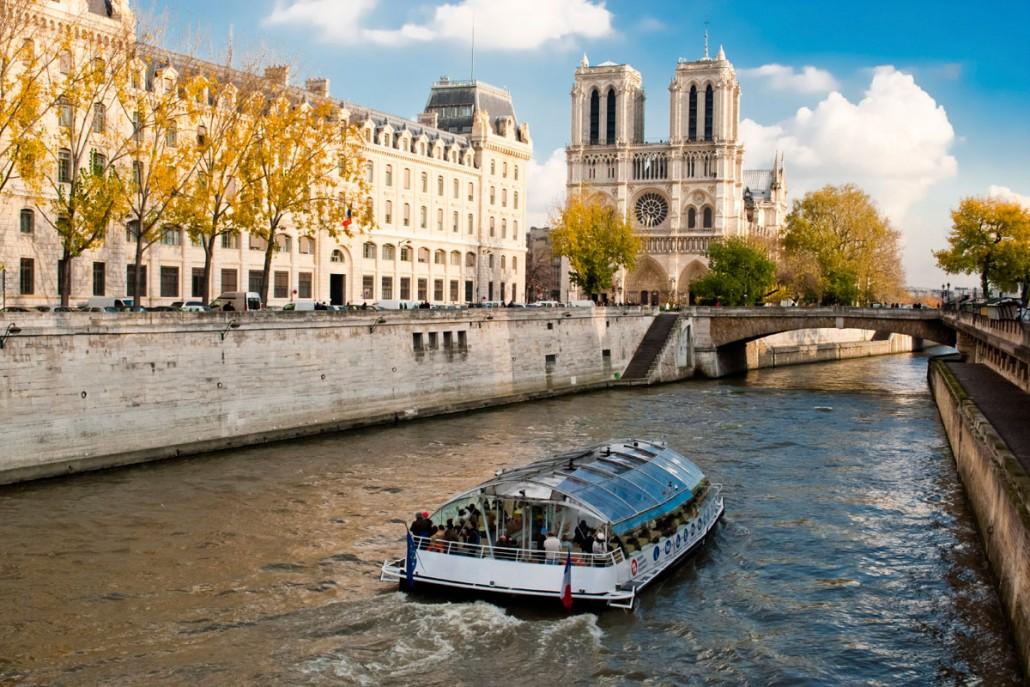 Tag kollegaer med til byernes by - Paris